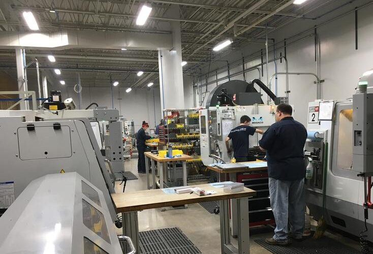 4 Benefits of Switching to LED Lighting for Manufacturers