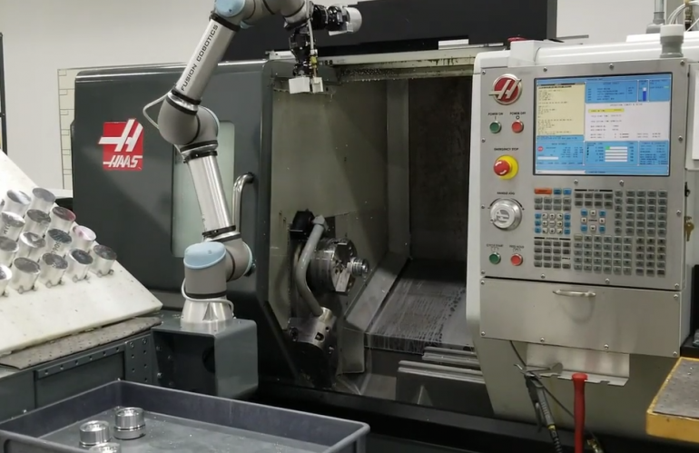 Video of Cobot in Action - Video 4