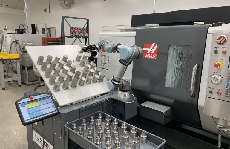 "Cobots and the Changing ""Face"" of American Manufacturing"