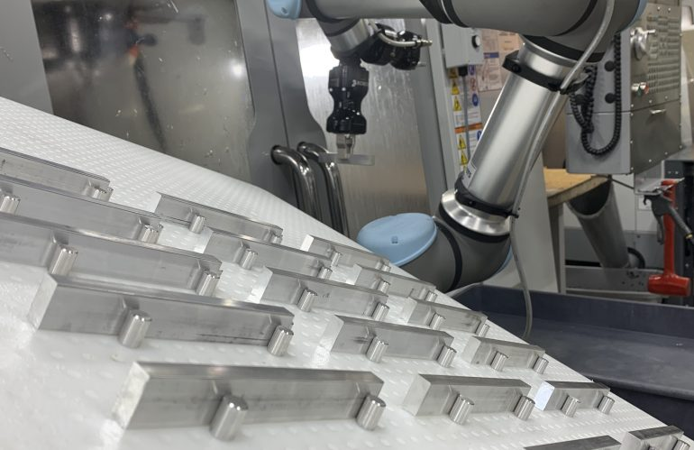 Introducing Fusion Cobotics:  Helping Machining Operations Improve Productivity!