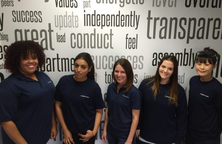 Fusion's Women in Manufacturing