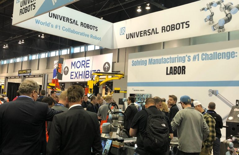 FABTECH Chicago 2019 Recap