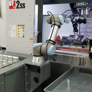 Video of Cobot in Action - Video 5