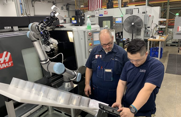 Starting 2020 with Collaborative Robots: Webinar Recap